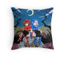Alice & Abyss (Pandora Hearts) Throw Pillow