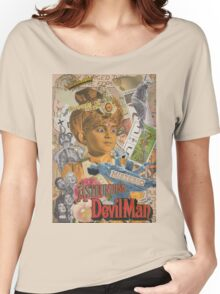 The Astounding Devilman Women's Relaxed Fit T-Shirt