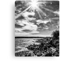 York Beach, ME Canvas Print