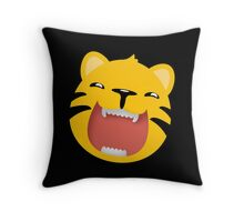 Sports - Tigers Throw Pillow