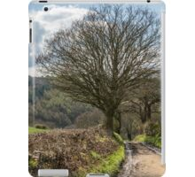 Valley Road iPad Case/Skin