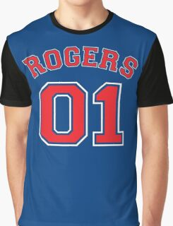 Rogers 01 Graphic T-Shirt