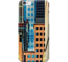 Melbourne Cityscape by Gaye G iPhone Case/Skin
