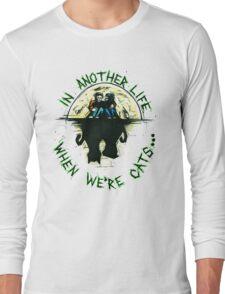 Cat Life Long Sleeve T-Shirt