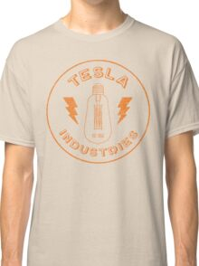 Tesla Industries Classic T-Shirt