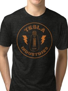 Tesla Industries Tri-blend T-Shirt