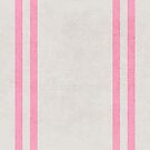 french linen - pink by beverlylefevre