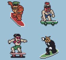 T&C Surf Design NES Kids Tee