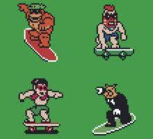 T&C Surf Design NES One Piece - Short Sleeve