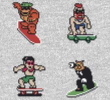 T&C Surf Design NES One Piece - Long Sleeve