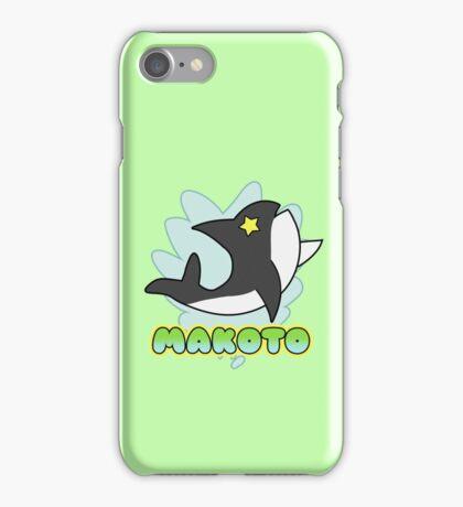 Splash Free Club - Makoto iPhone Case/Skin