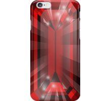 Ruby - E cut iPhone Case/Skin