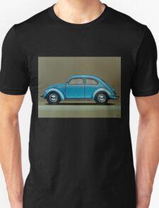 Volkswagen Beetle Painting Unisex T-Shirt