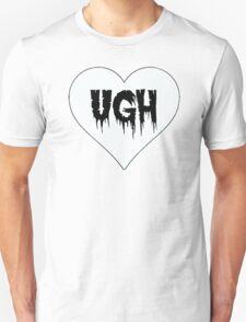 Lovely 'Ugh' Unisex T-Shirt
