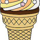 A Midsummer Ice-Cream by geeksweetie