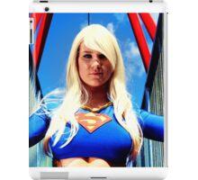 Super Girl iPad Case/Skin