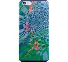 Dancing in Magnetic Fields, Fibonacci iPhone Case/Skin