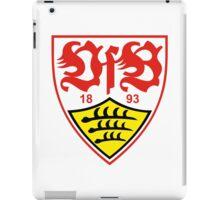 VFB Stuttgart Badge - Bundesliga iPad Case/Skin