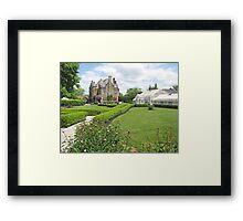 Buhl Mansion Framed Print