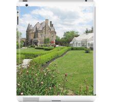 Buhl Mansion iPad Case/Skin
