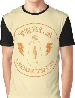Tesla Industries Graphic T-Shirt