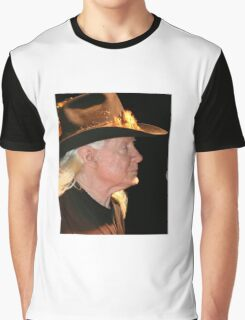 Johnny Winter #2 Graphic T-Shirt