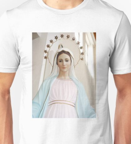 Mary of Medjugorje Unisex T-Shirt