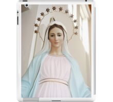 Mary of Medjugorje iPad Case/Skin