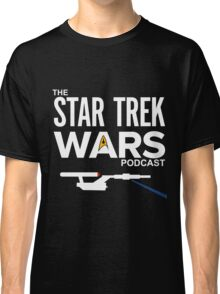 Star Trek Wars Podcast Logo (Transparent Background) Classic T-Shirt