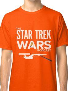 Star Trek Wars Podcast Logo (Transparent Background) Classic T-Shirt