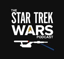 Star Trek Wars Podcast Logo (Transparent Background) Hoodie