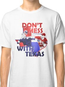 Texas Rangers Punch Classic T-Shirt