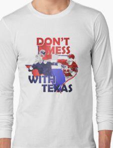Texas Rangers Punch Long Sleeve T-Shirt