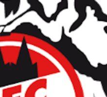 1. FC Köln Badge - Bundesliga Sticker