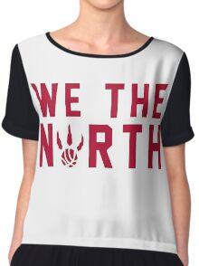 We The North, Raptors  Chiffon Top