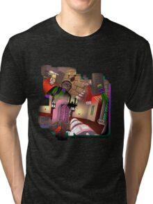 Wedding QuAke Tri-blend T-Shirt