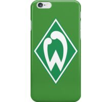 SV Werder Bremen Badge - Bundesliga iPhone Case/Skin