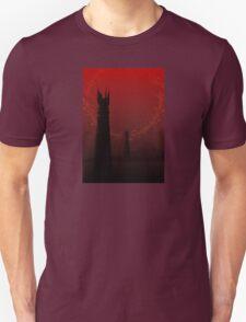 The Road to Mount Doom Unisex T-Shirt