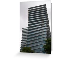 Tall Tower Greeting Card