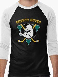 MIGHTY DUCKS Men's Baseball ¾ T-Shirt