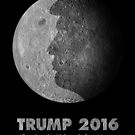 Trump 2016 - The Dark Side Of The Moon by Alex Preiss