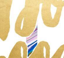 Do Good - Rainbow Swirls Sticker