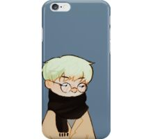 Syub (Blue) iPhone Case/Skin