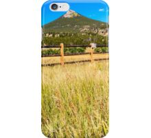 Wooden Fence in Colorado iPhone Case/Skin