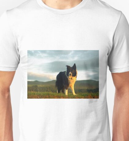Indy in paradise. Unisex T-Shirt