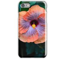 Shades of Orange and Purple Pedals iPhone Case/Skin
