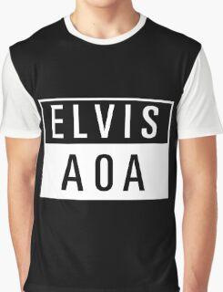ELVIS - AOA Graphic T-Shirt