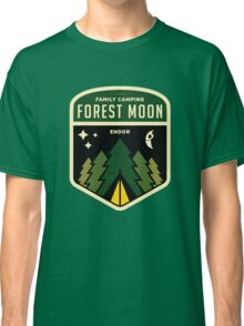 Forest Moon Camping Classic T-Shirt