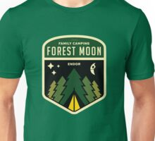 Forest Moon Camping Unisex T-Shirt