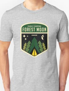 Forest Moon Camping T-Shirt